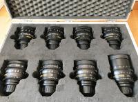 Set of 8 x Zeiss Ultraprimes for sale