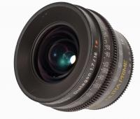 More Cine lenses available then shown on this page